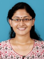 Ms. A J Sreelakshmi  22th  Rank- B.Com Finance
