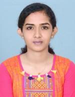 Ms. Anjana Krishna  14th Rank- B.Com Finance & Taxation
